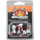 Moto-Master Bremsscheibenschrauben M6X12 Hex 012017