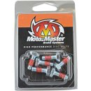 Moto-Master Bremsscheibenschrauben M6X17 Hex 012021