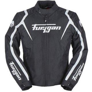 Furygan 6340-143 Jacke Irus Schwarz/Weiß