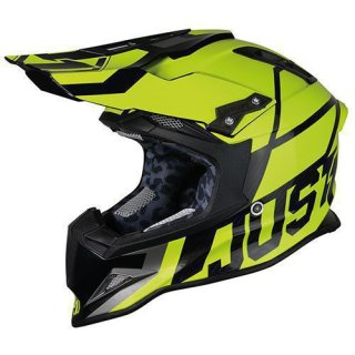 JUST1 Helm J12 Unit Yellow
