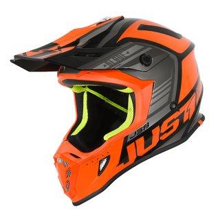 JUST1 Helm J38 Blade Orange-Black