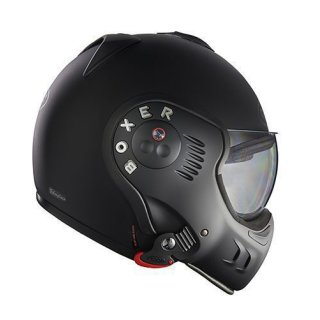 ROOF Helm Boxer V8 Matt Black