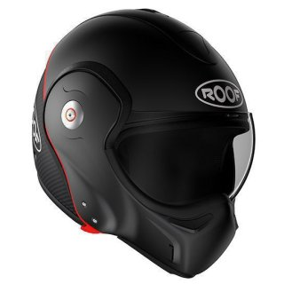 ROOF Helm Boxxer Carbon-Matt Black