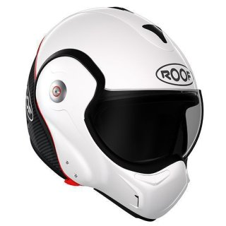 ROOF Helm Boxxer Carbon-White