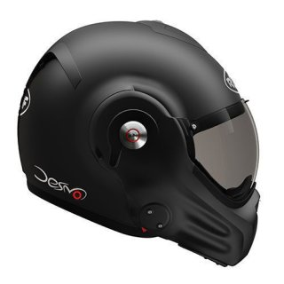 ROOF Helm Desmo Matt Black