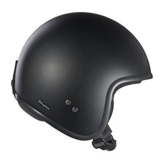 ROOF Helm Vintage Matt Black