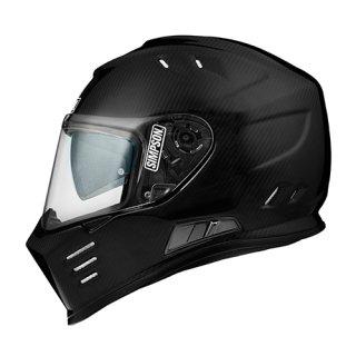 Simpson Helm Venom Carbon
