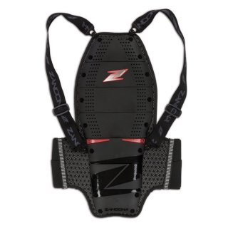 Zandona Backprotector Spine X8 Black 1508