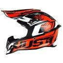 JUST1 Helm J12 Dominator Orange