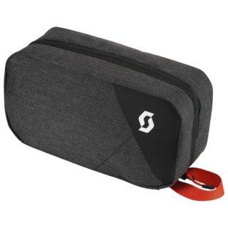 Scott Bag Toiletry - dark grey/red clay/one size