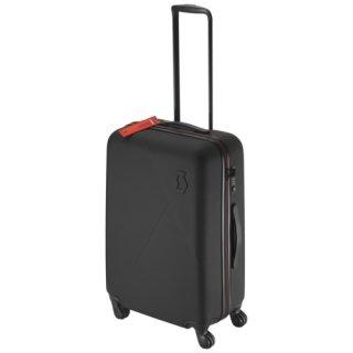 Scott Bag Travel Hardcase 70 - black/red clay/one size