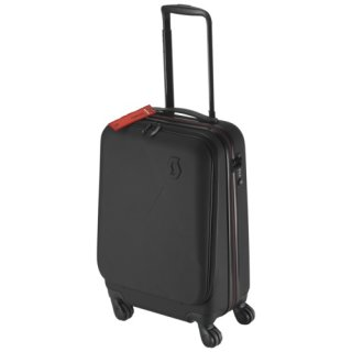 Scott Bag Travel Hardcase 40 - black/red clay/one size