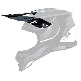 Oneal Ersatzvisier 3SRS Helm RIFF 2.0 schwarz/grau