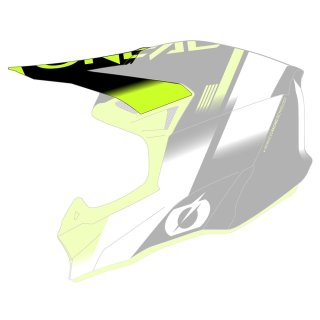 Oneal Ersatzvisier 10SRS Hyperlite Helm BLUR schwarz/neon...