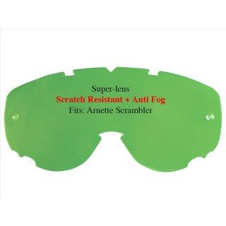 Arnette Ersatzglas Scrambler Klar Mit Pins Hersteller: Polywel