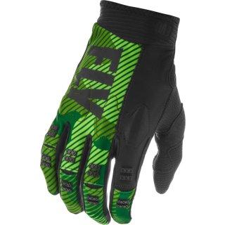 Fly Racing Handschuhe Evolution DST grün-schwarz