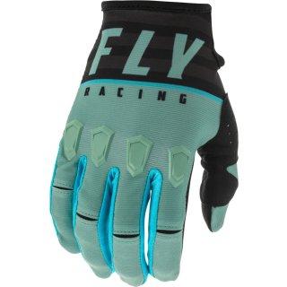 Fly Racing Handschuhe Kinetic K120 sage grün-schwarz