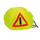 Helmbeutel gelb fluo