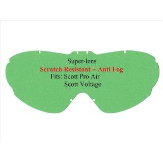 Scott Ersatzglas Voltage / Pro Air Klar Hersteller: Polywel