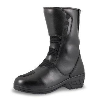 iXS Damen Stiefel Tour Confort-High schwarz