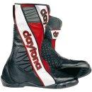 Daytona Stiefel EVO Sports schwarz-rot