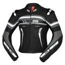 iXS-Kombi-Sport-LD-RS-700-2pc-schwarz-grau-weiss