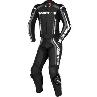 iXS-Kombi-Sport-LD-RS-800-10-2tlg-schwarz-grau-weiss