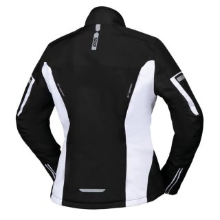 iXS Damen Jacke Tour Finja-ST 2.0 schwarz-weiss