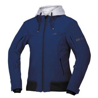 iXS Damen Jacke Classic SO Moto blau