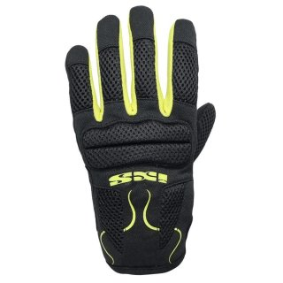 iXS Damen Handschuhe Samur Evo schwarz-gelb