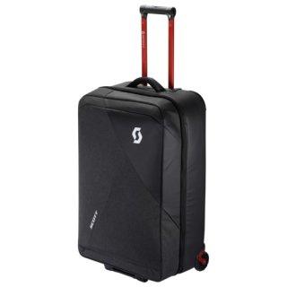 Scott Bag Travel Softcase 110 - dark grey/red clay/one size