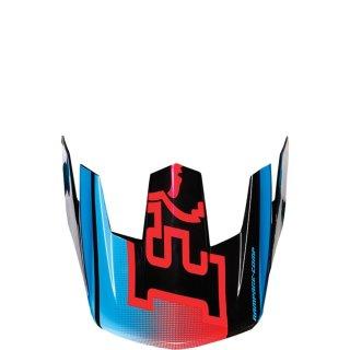 Fox Rampage Comp Imperial Visier [Blk/Blu]