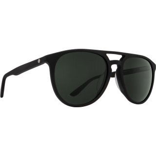 SPY OPTIC Sonnenbrille Syndicate matte black happy gray gree