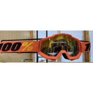 100% Accuri Motocross Brille verspiegelt
