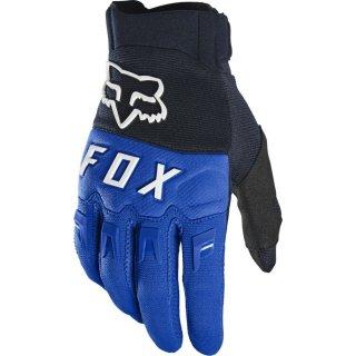 Fox Dirtpaw Handschuhe [Blu]