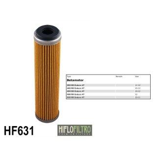 Hiflo Filtro Ölfilter HF631