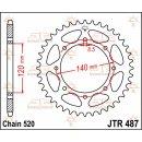 SPROCKET REAR 37T 520