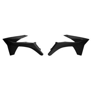 Kühlerspoiler KTM SXF 11-12,EXC 12- schwarz