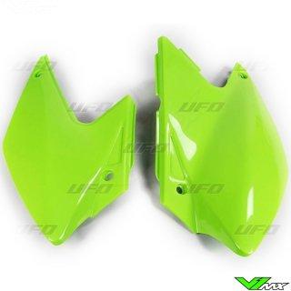 UFO Seitenteile KLX450R 07-14 KX green