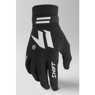 Shift Black Label Invisible Handschuhe [Blk/Wht]