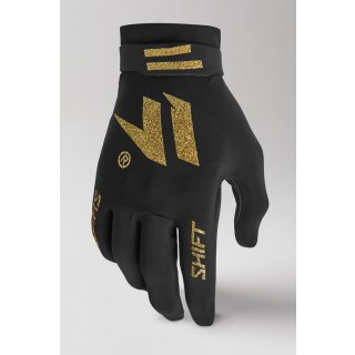 Shift Black Label Invisible Handschuhe [Blk/Gld]