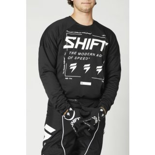 Shift White Label Bliss Jersey [Blk/Wht]