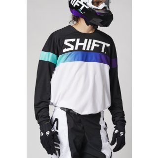 Shift White Label Ultra Jersey [Wht/Ultvt]