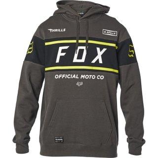 Fox Official Pullover Fleece [Smk]