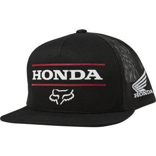 Fox Honda Snapback Hat [Blk]