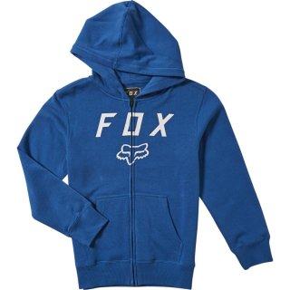 Fox Kinder Legacy Moth Zip Fleece [Roy Blu]