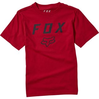 Fox Kinder Legacy Moth T-Shirt [Chili]