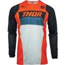 Thor Pulse Racer Jersey Orange/Midnight
