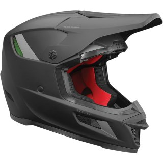 Thor Reflex Blackout Mips Helm Matte Finish