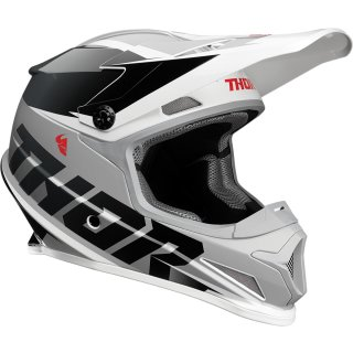 Thor Sector Fader Helm Black/White